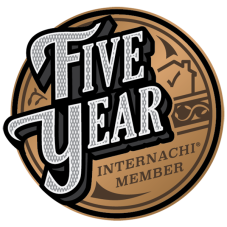 Five Year Logo